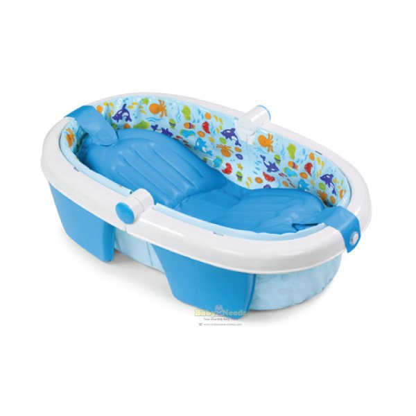 Summer Infant Newborn To Toddler Fold Away Baby Bath Needs Online Malaysia