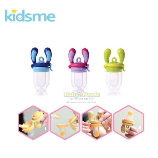Kidsme : Food Feeder (Size M) - Baby Needs Online Store