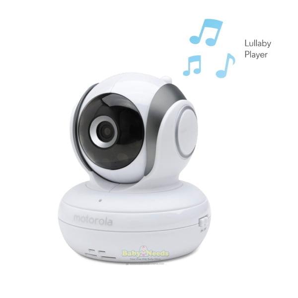 motorola mbp36s remote wireless video baby monitor baby needs online stor. Black Bedroom Furniture Sets. Home Design Ideas