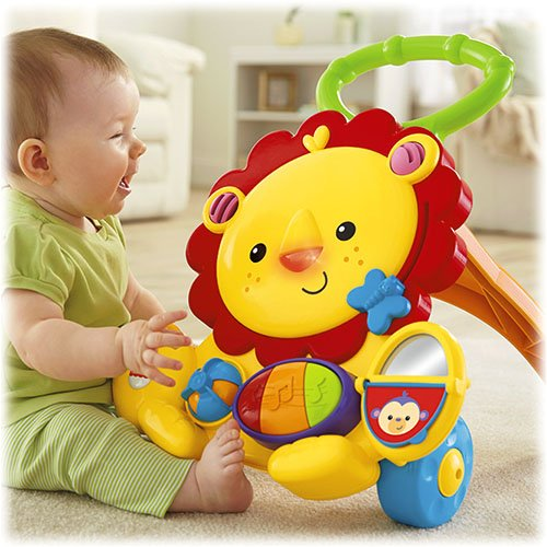 Fisher Price Lion Walker Baby Needs Online Store Malaysia