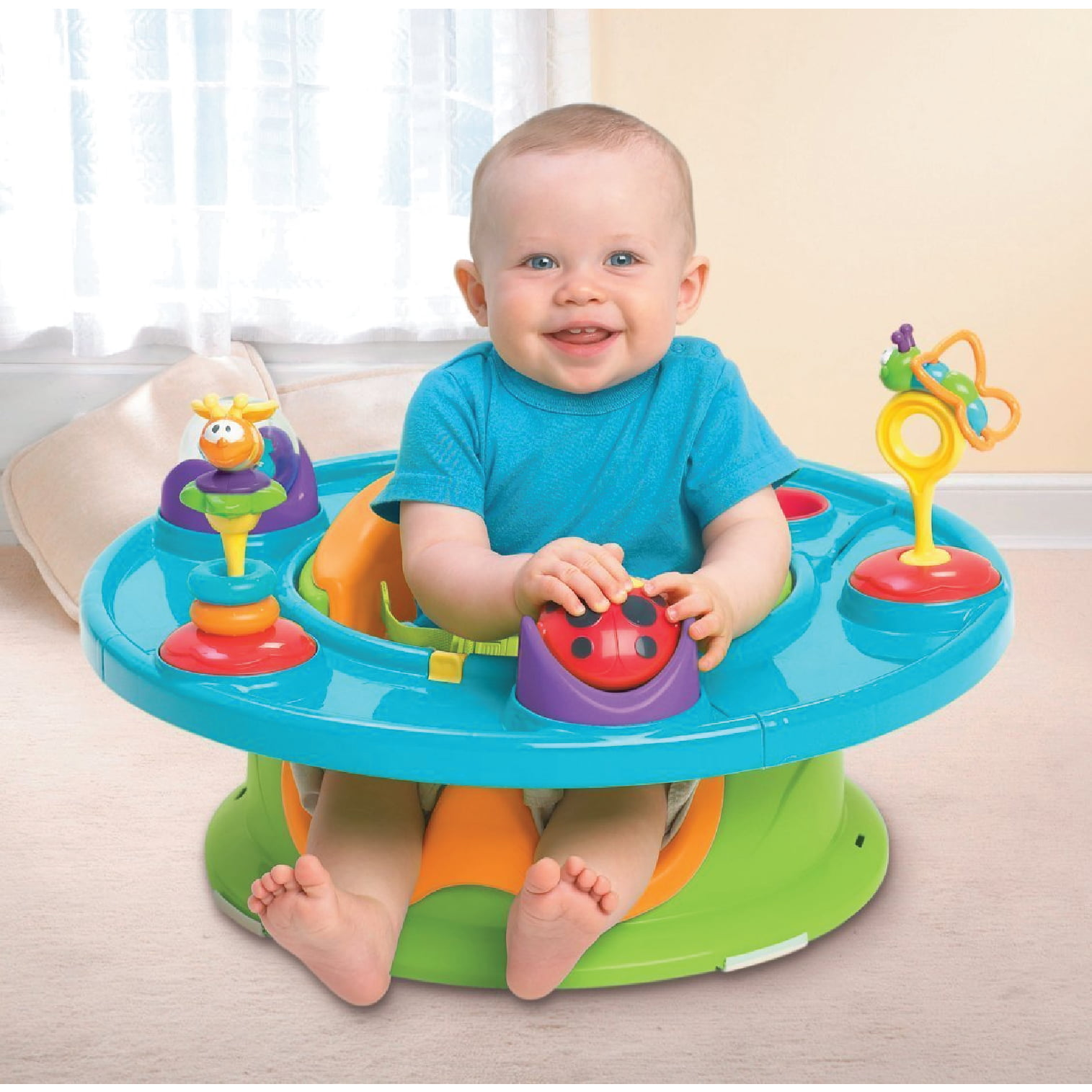 Picture of: Summer Infant 3 Stage Super Seat Baby Needs Online Store Malaysia
