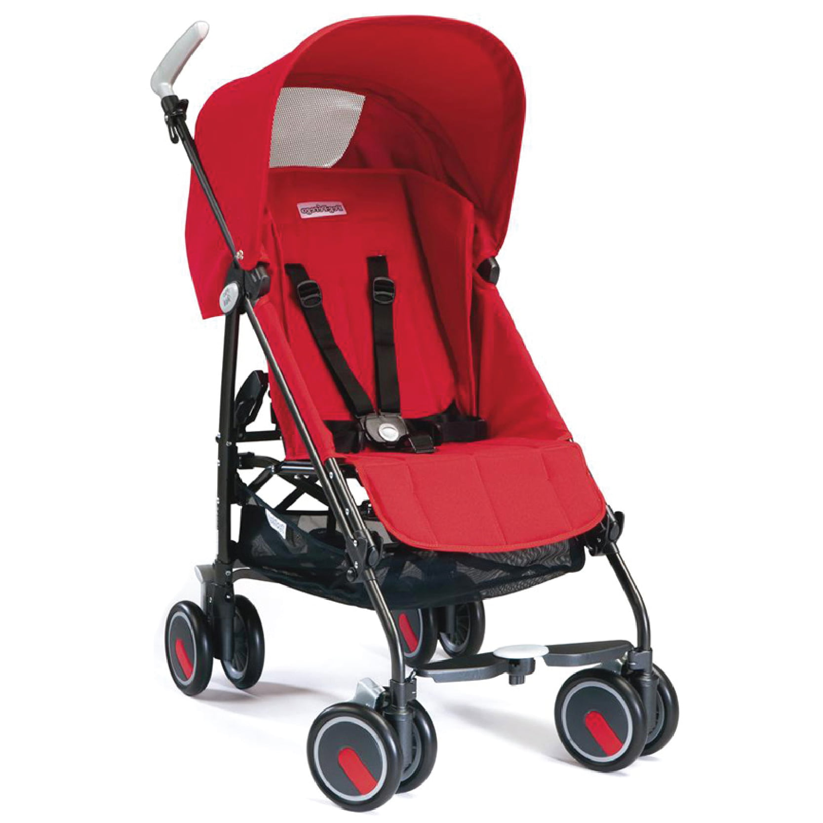 Peg Perego Pliko Mini Stroller Fire Baby Needs