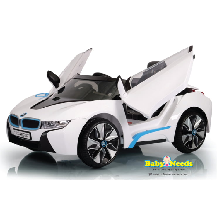 My Dear : BMW i8 Battery Remote Control Car | Baby Needs ...