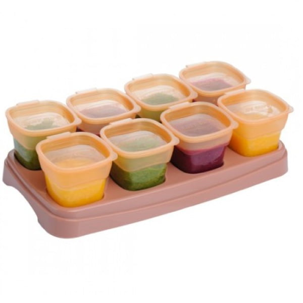 Autumnz Easy Breastmilk Amp Baby Food Storage Cups 2oz