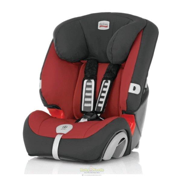 Britax Evolva 1 2 3 Plus Car Seat Baby Needs Online