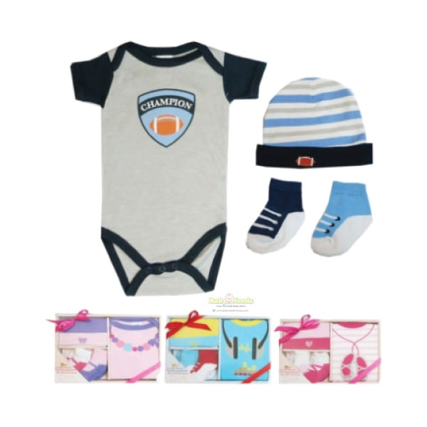 Newborn Baby Gift Set Malaysia : Luvable friends gift set dress me up baby