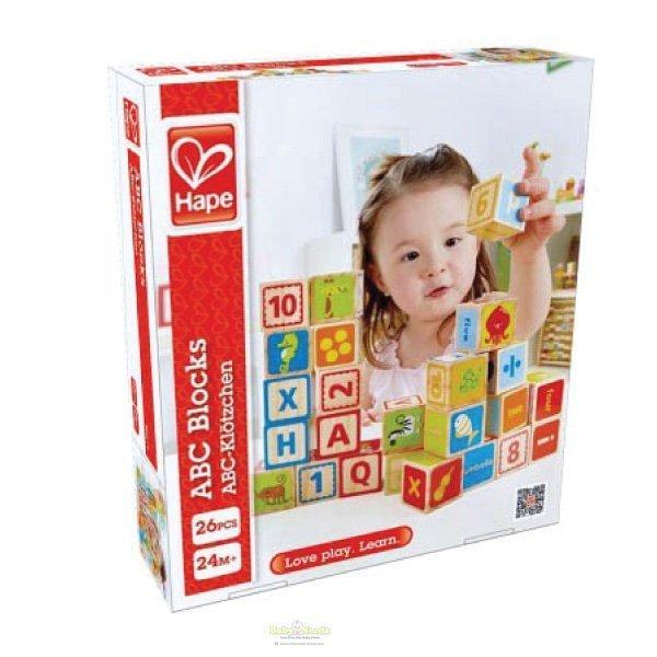 Hape Abc Blocks Baby Needs Online Store Malaysia
