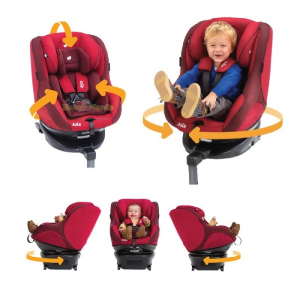 Joie : Spin 360 Car Seat | Baby Needs Online Store Malaysia