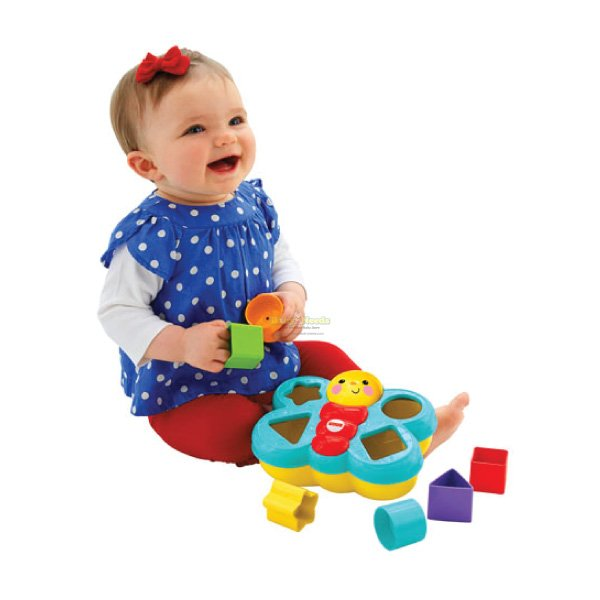 Fisher Price Butterfly Shape Sorter Baby Needs Online
