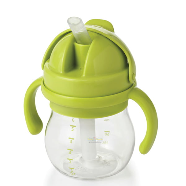 Oxo Tot Grow Straw Cup With Handle 6oz Baby Needs