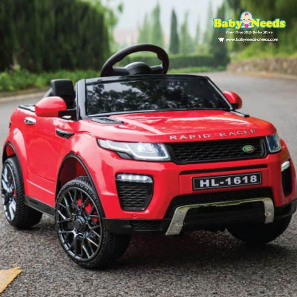 Range Rover Style Kids Battery Operated Electric Ride On
