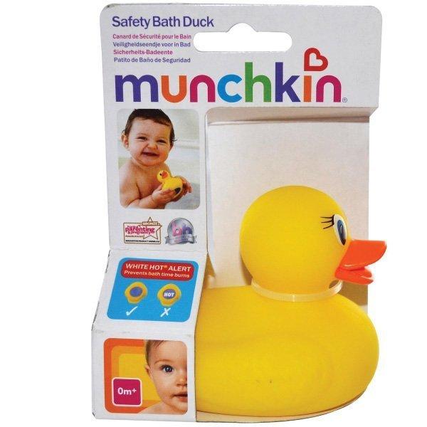 munchkin safety bath ducky baby needs online store. Black Bedroom Furniture Sets. Home Design Ideas