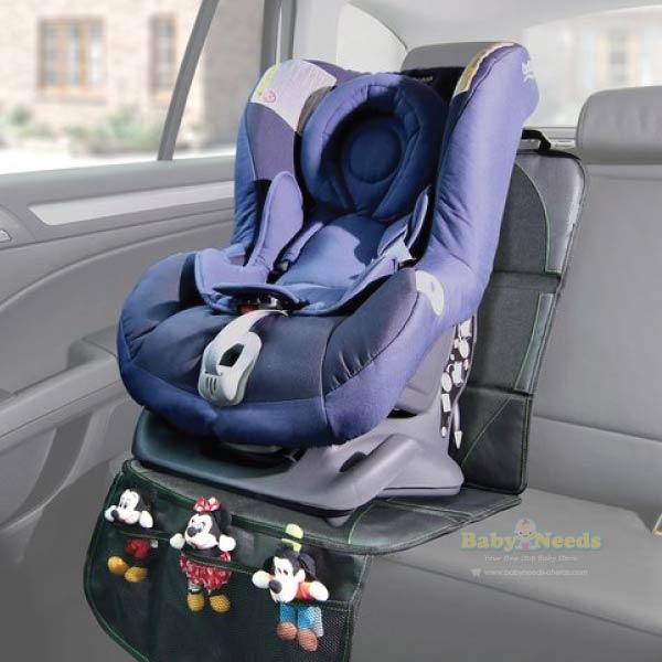 Triple B Baby Car Seat Protector Mat, Baby Car Seat Pad