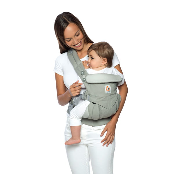 Ergobaby Omni 360 Carrier Pearl Grey Baby Needs